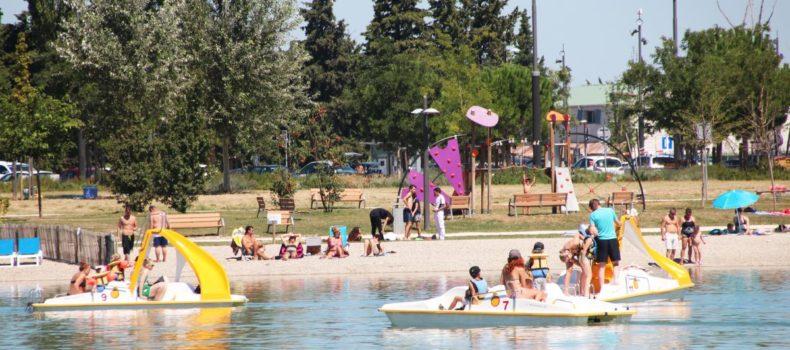la réouverture du lac de Beaulieu fait débat