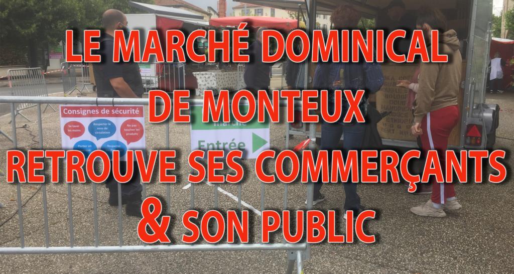 Marché Dominical de Monteux