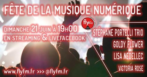 Fête de la Musique 2020 Version Numérique & Solidaire