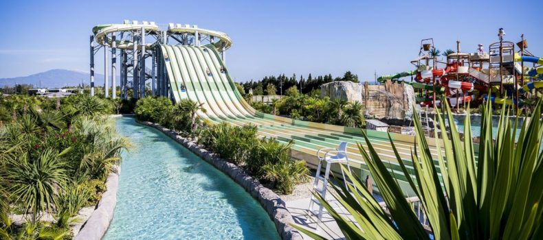 LE PARC D'ATTRACTION AQUATIQUE WAVE ISLAND RESTE AU SEC