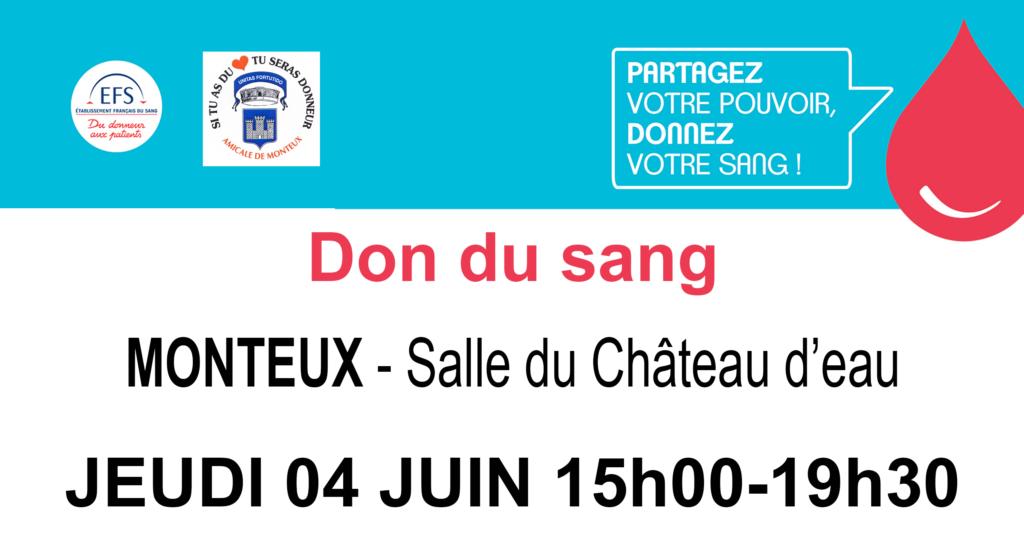 Collecte Monteux 4 juin 2020