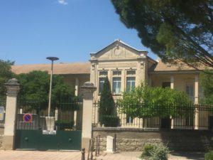 École primaire Béraud - MONTEUX