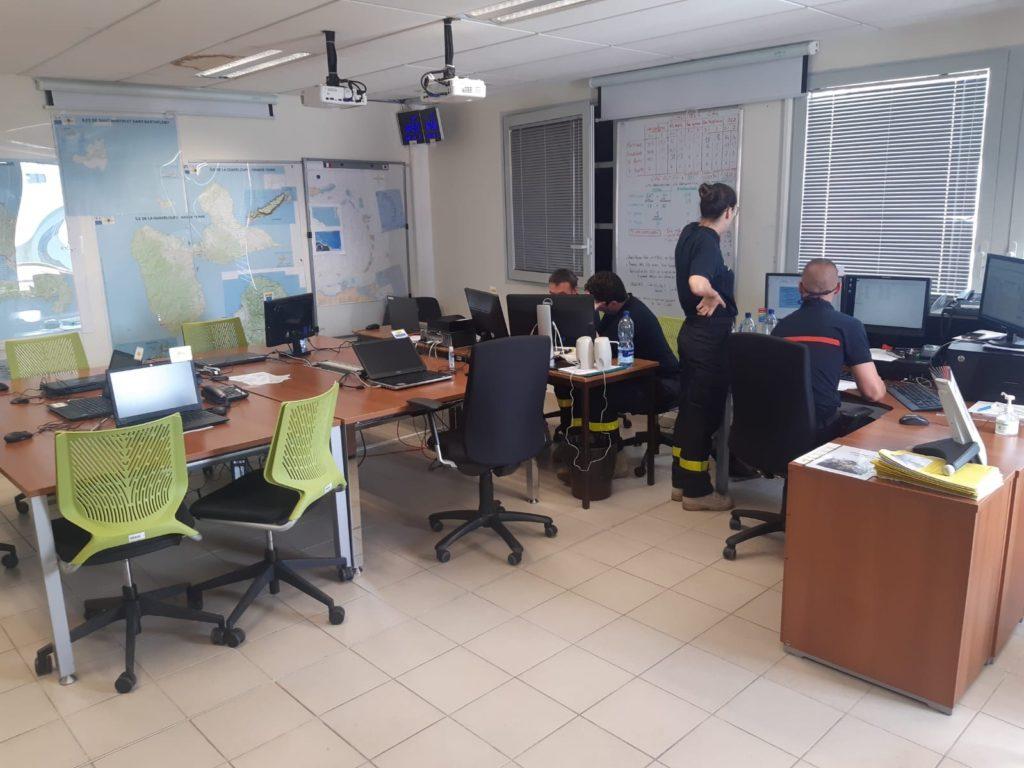 Salle Opérationnel de Zone
