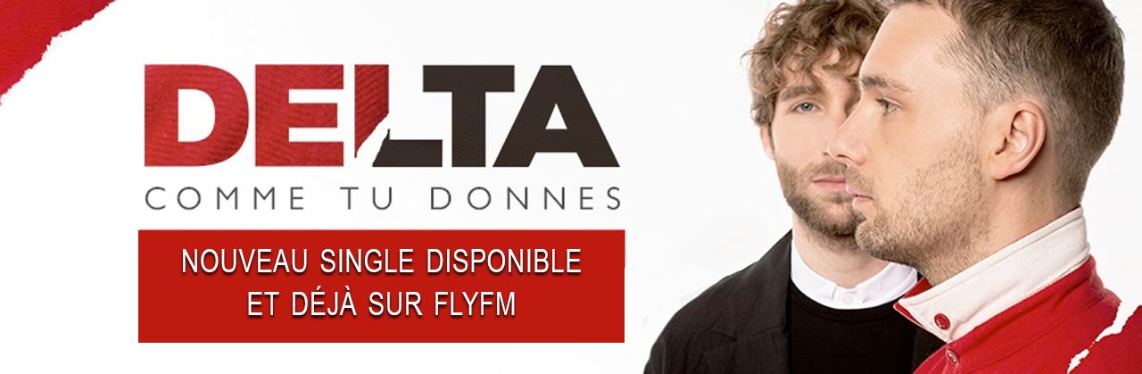DELTA - COMME TU DONNES