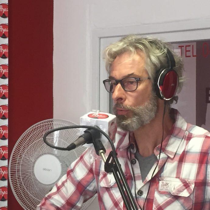 Alain Drouart sur FlyFM