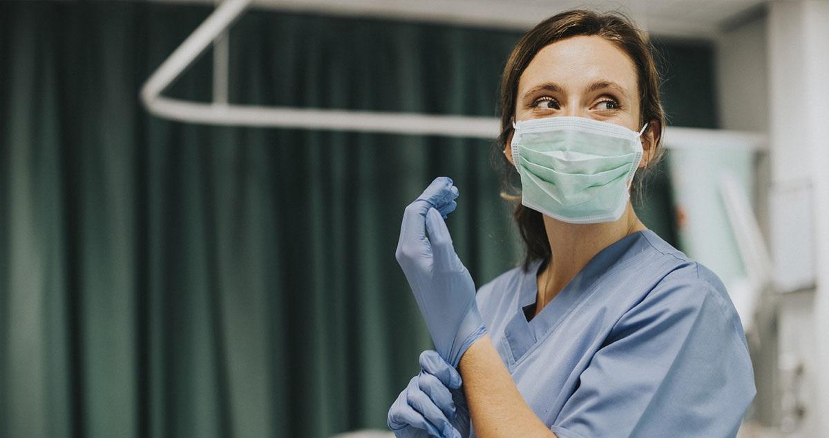 Appel à renforts dans le médical