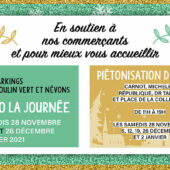 Isle Sur La Sorgue Soutien commerce