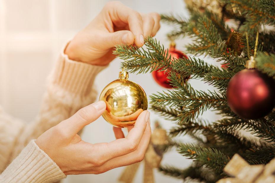 Déco de Noel : Le Sapin