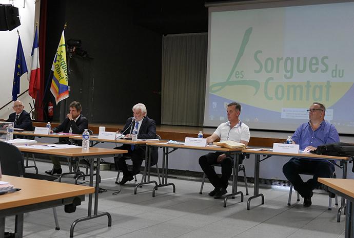 Conseil Communautaire(CCSC)