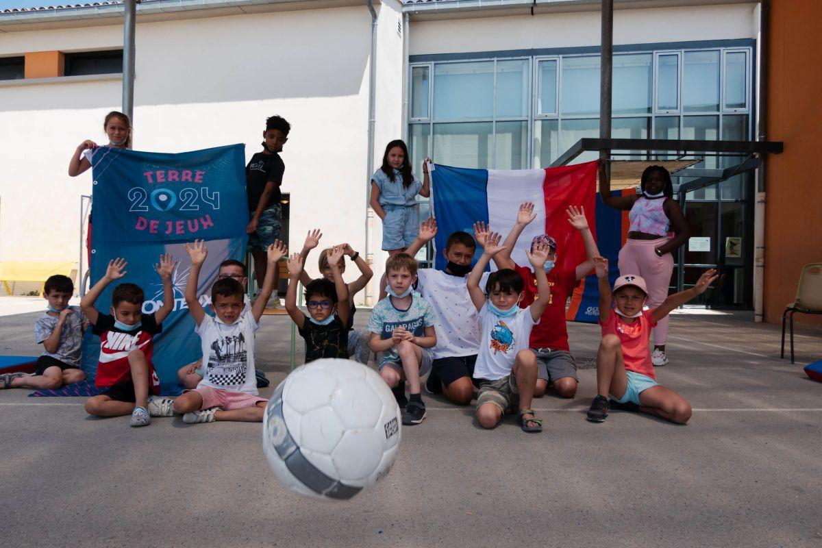 (2) journée olympique et paralympique monteux