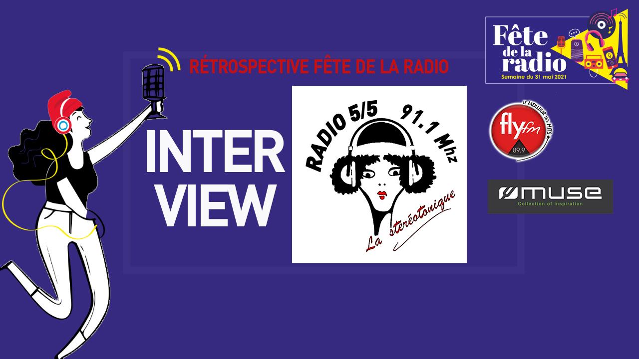 INTERVIEW RADIO 5/5