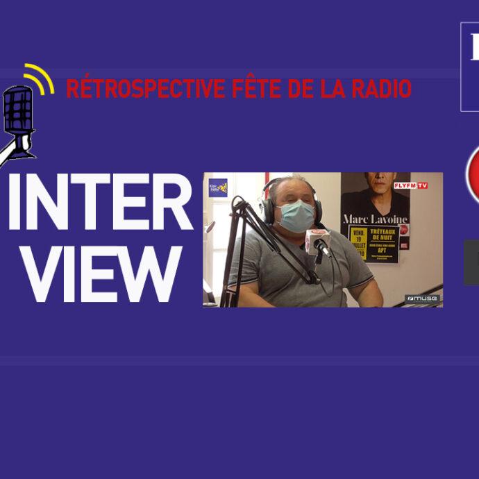 Interview Radio Inter Vaucluse & Soleil 2000