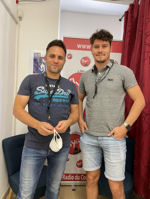 Cédric Bédora & Nicolas Lorin