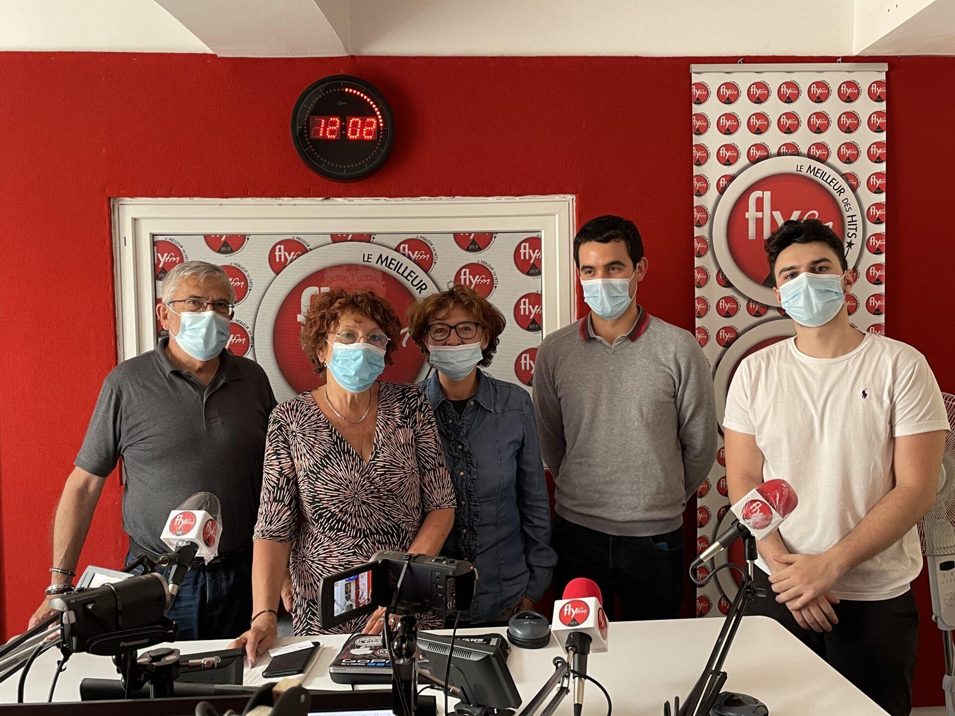 Interview Radio Vinci Autoroute (107.7FM)
