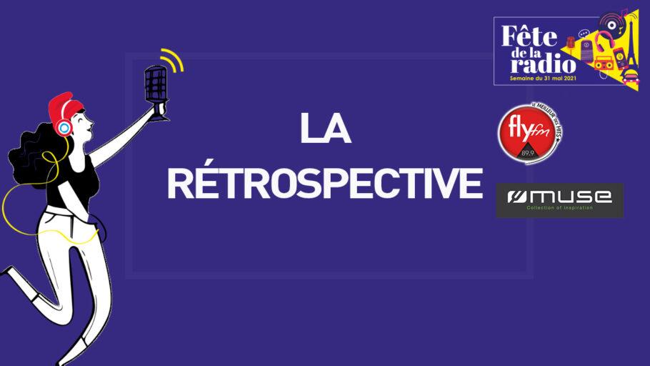 FÊTE DE LA RADIO : LA RETROSPECTIVE DE FLYFM