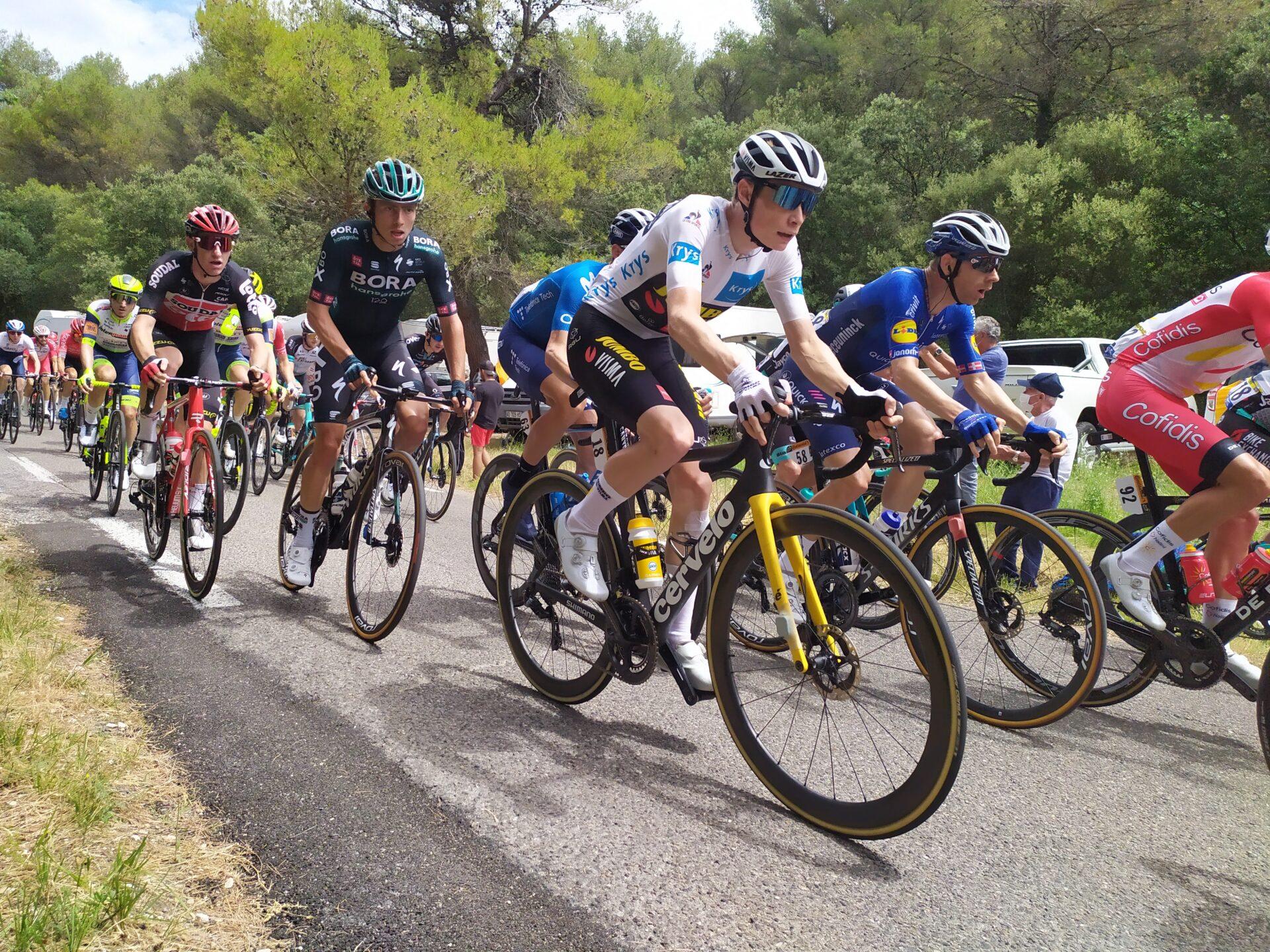 Tour de France 2021 - Etape Sorgues - Malaucène